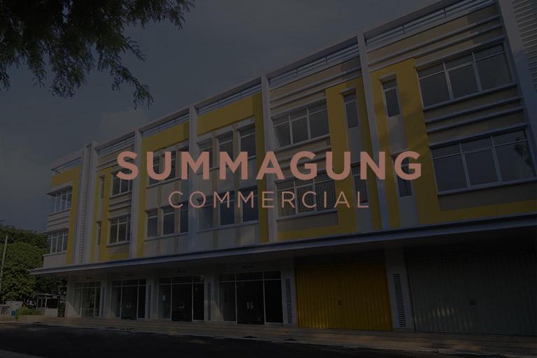 Summagung Commercial Summarecon Kelapa Gading