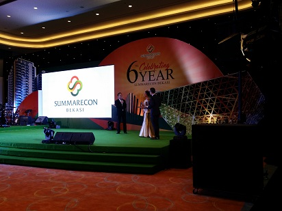 celebrating-6th-years-of-summarecon-bekasi