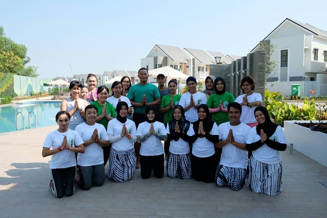 Hidup Sehat Bareng SEKAR Lewat Special Class Yoga