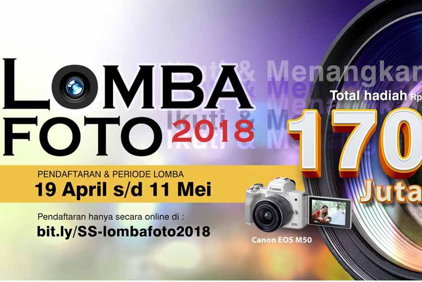 Lomba Foto Summarecon Serpong 2018