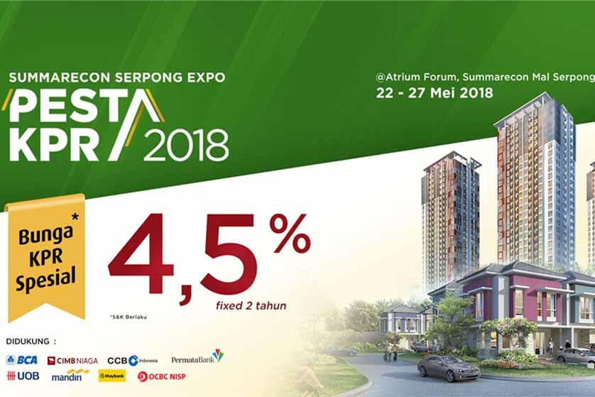 Summarecon Serpong Expo - Pesta KPR 2018