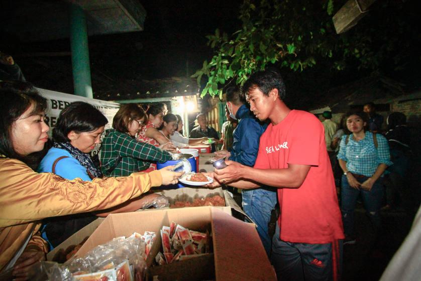 Summarecon Peduli Untuk Bencana Tsunami Selat Sunda