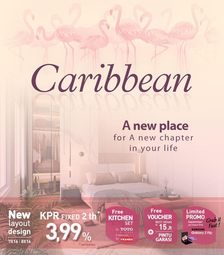 Cluster Caribbean LP Banner