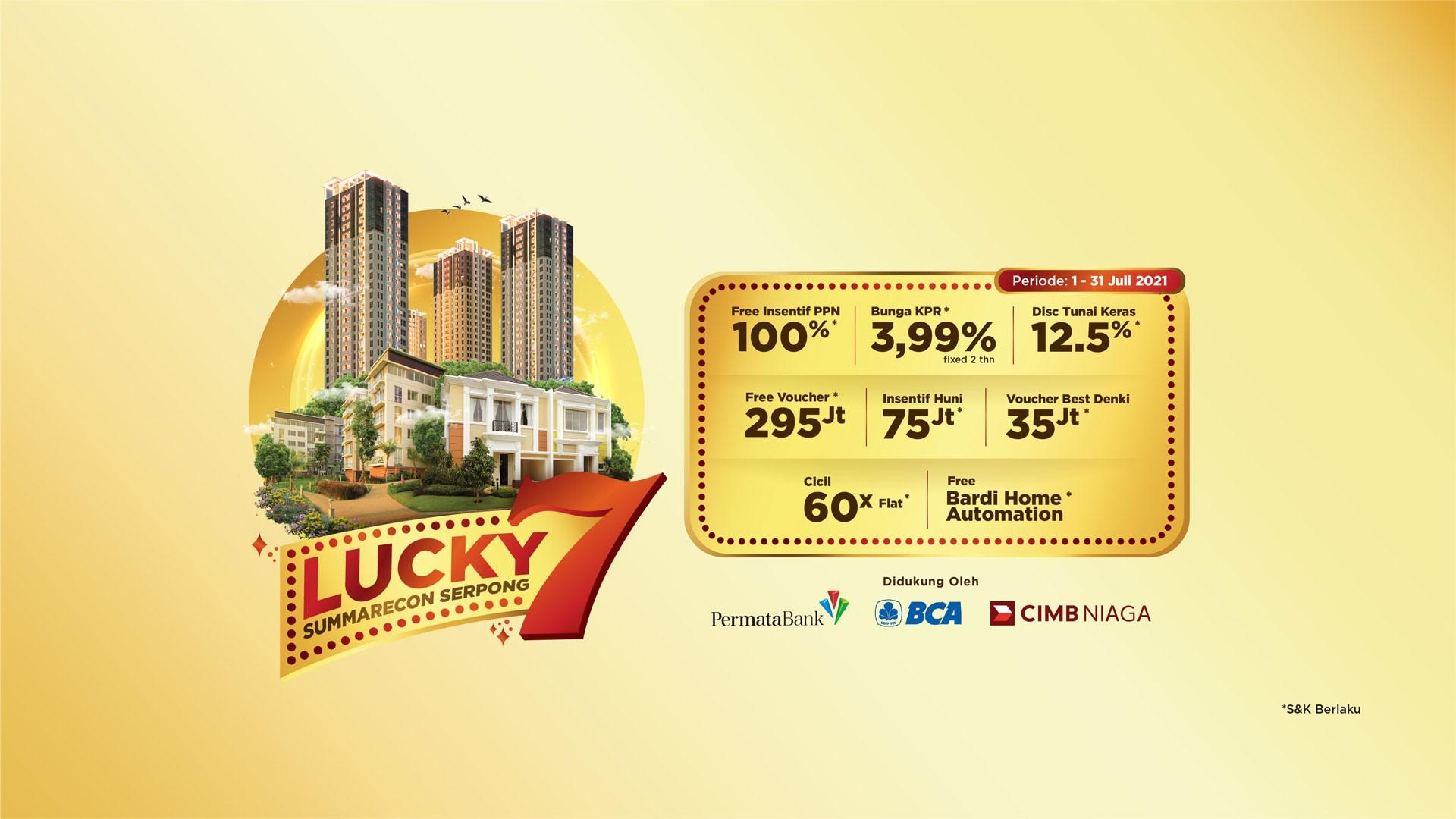 Promo Lucky 7