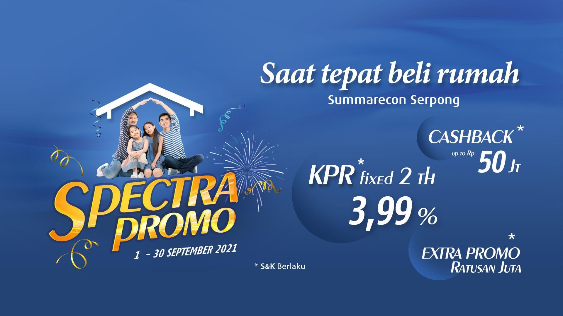 Spectra Promo