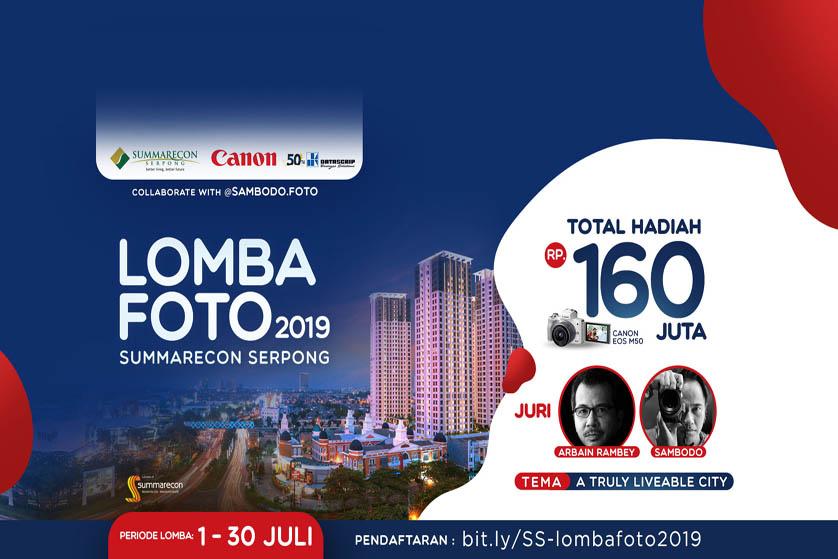 Lomba Foto 2019 Summarecon Serpong