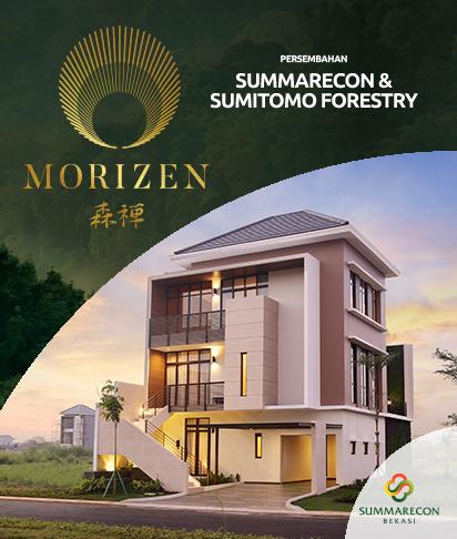 morizen-persembahan-summarecon-dan-sumitomo-forestry