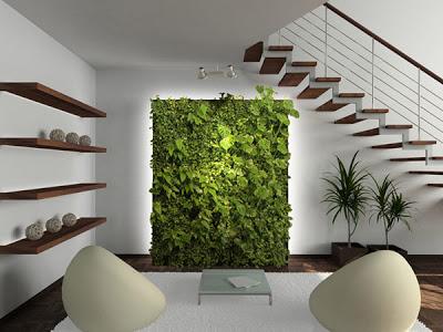 Green Living (Oase di Dalam Rumah)