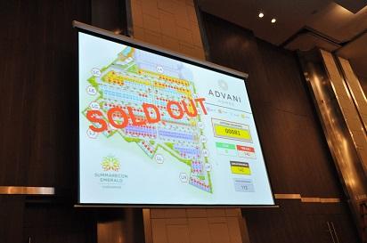 Advani Homes Summarecon Emerald Karawang Habis Dalam Satu Hari Penjualan