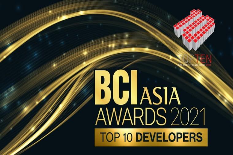 Summarecon Kembali Raih Penghargaan dari BCI Asia Award