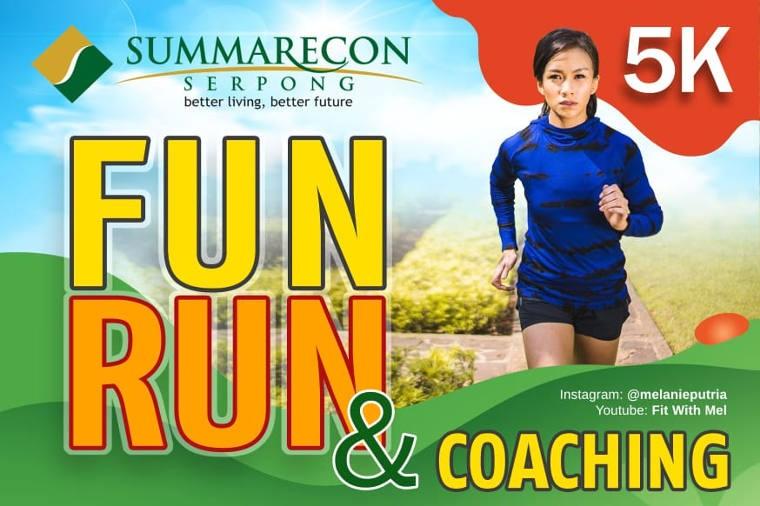 Olahraga Sehat & Menyenangkan Bersama Agnesi Fun Run