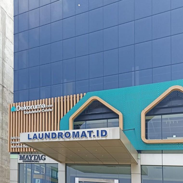 Laundromat Gading Serpong