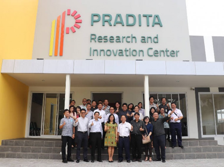 Pradita Institute Research & Innovation Center