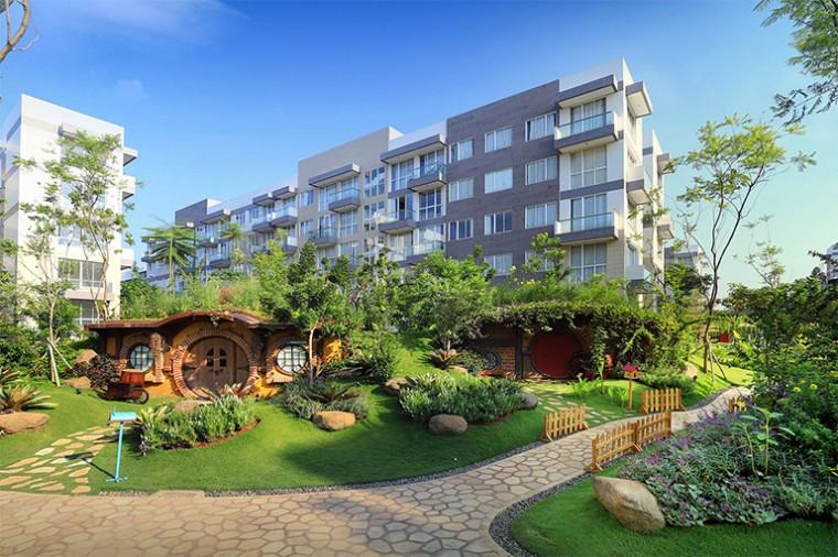 CondoVilla, Konsep Low-Rise Apartment Pertama di Indonesia Oleh Summarecon