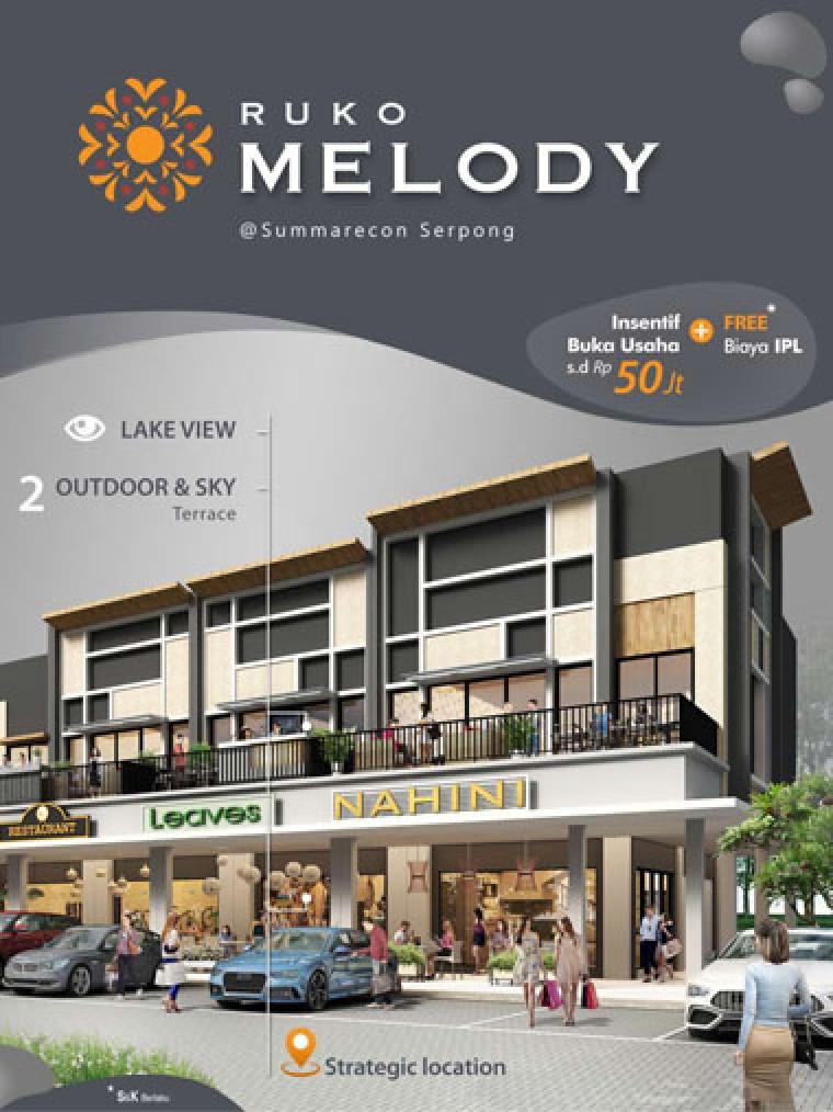 E-Brochure Melody Commercial
