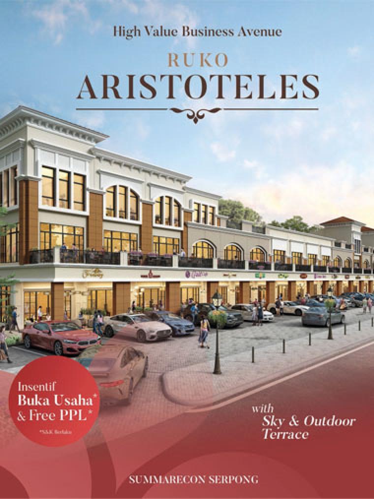 E-Brochure Aristoteles Commercial