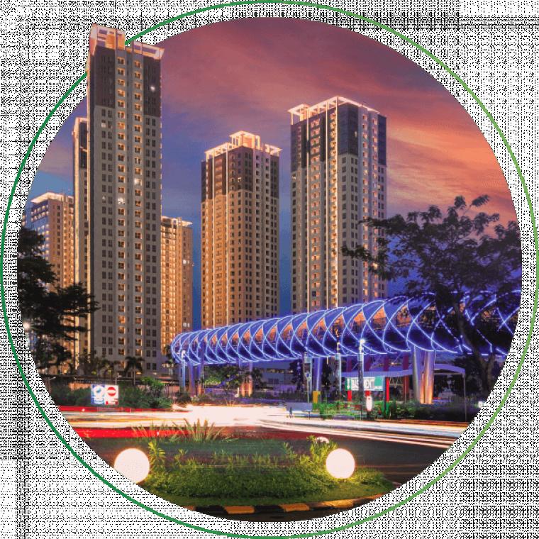 Apartment & Condovillas - Summarecon Serpong