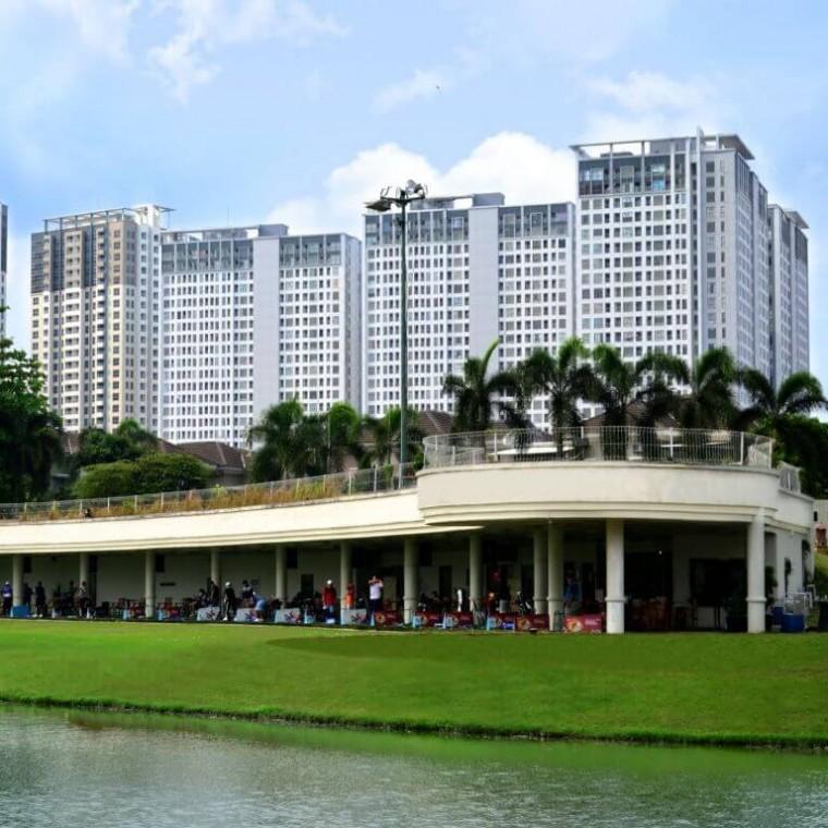 Gading Raya Padang Golf & Club Serpong