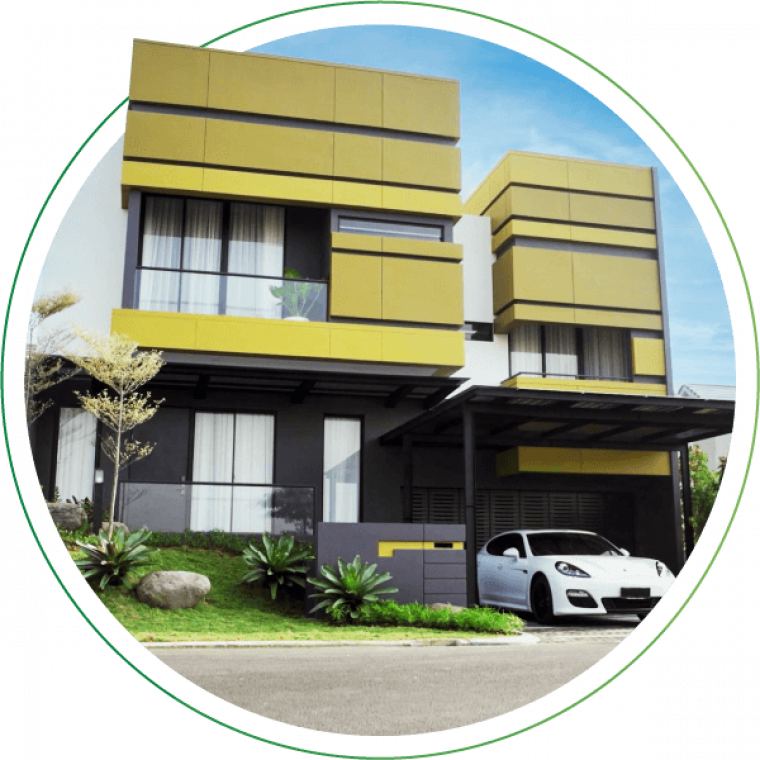 Landed Houses - Summarecon Serpong