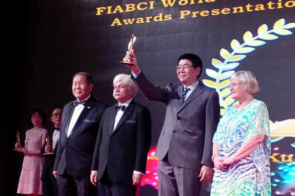 Penghargaan Internasional untuk Summarecon