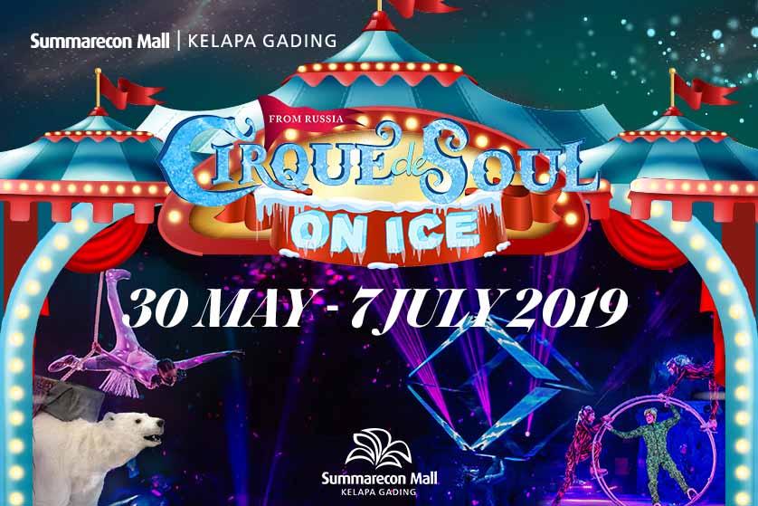 Circus On Ice From Russia Hadir di Indonesia