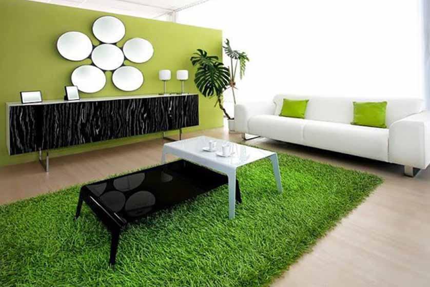 Hijaukan Rumah Dengan Rumput Sintetis