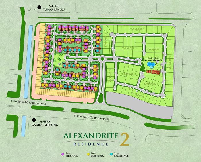 Alexandrite Residence