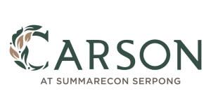 Cluster Carson Baru di Summarecon Serpong
