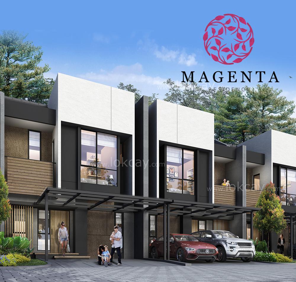 Magenta Residence