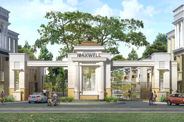 Maxwell Residence