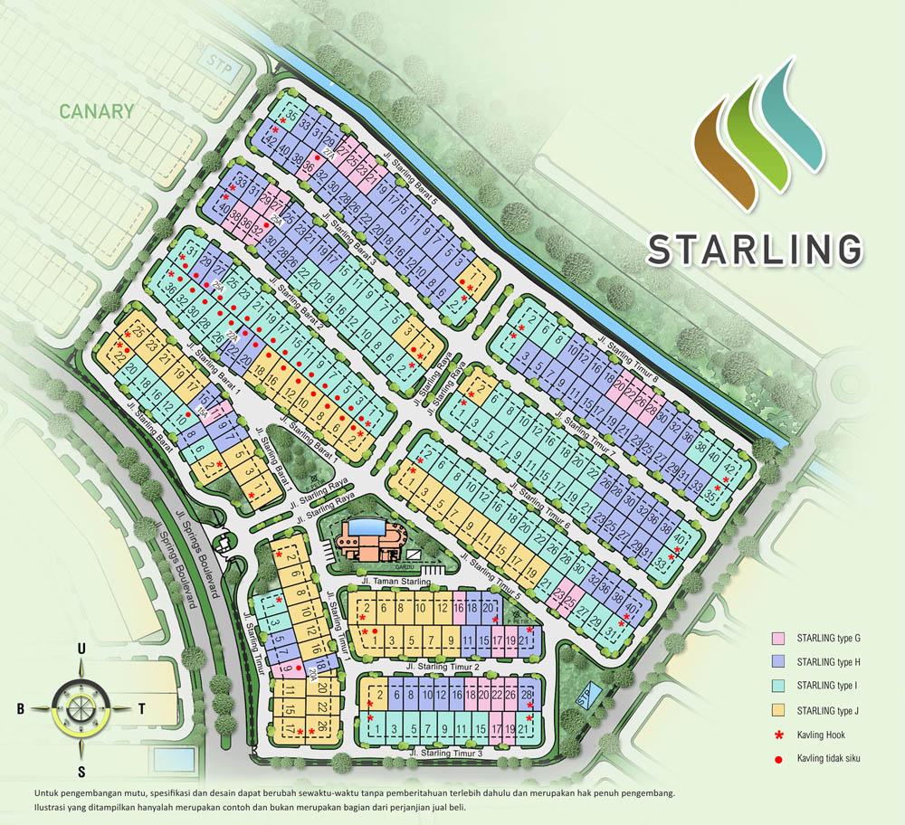 Starling Residence